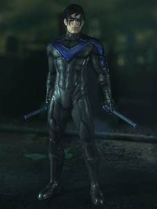 Robin and Nightwing Free Roaming file - Batman: Arkham ...