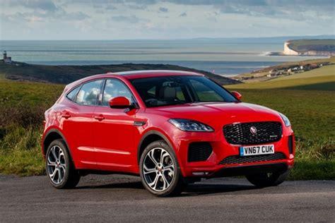 Jaguar Epace Suv Review (2017  ) Parkers
