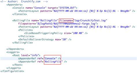 Error Statuslogger No Log4j2 Configuration File Found