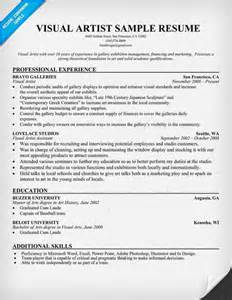 artist resume exleartist resume exles resume exles resume and artist resume on