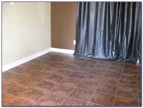 Trafficmaster Groutable Vinyl Floor Tile   Tiles : Home