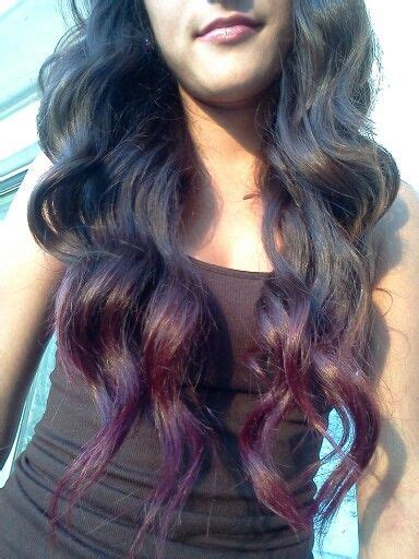 Kool Aid Hair Tips To Achieve This Color On Brunette