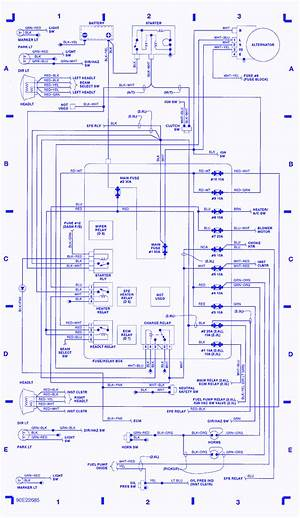 1999 Isuzu Npr Fuse Diagram 25830 Netsonda Es