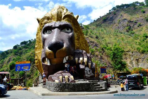 baguio city attractions  landmarks