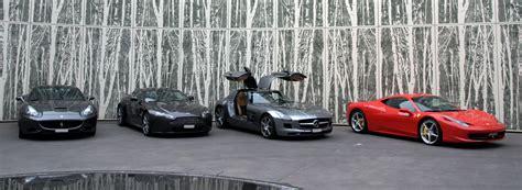 Luxury Car Rental In Europe
