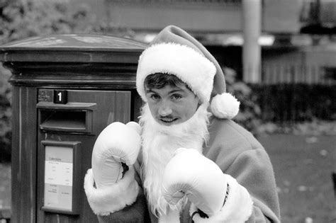 Famous Faces Dressed As Santa Claus