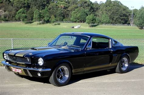 Ford Mustang 'gt350 Hertz Replica' Fastback Auctions
