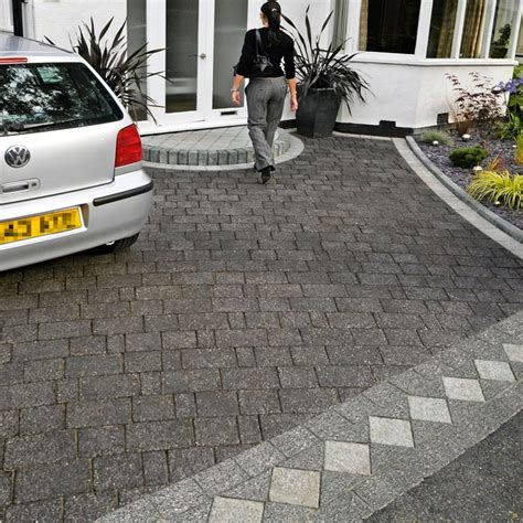 drive block paving cost marshalls paving manmade paving argent drivesett graphite block paving drives patio s
