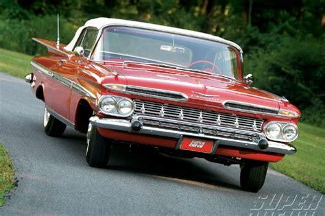 Scott Chalk's 1959 Chevrolet Impala Convertible Fuel