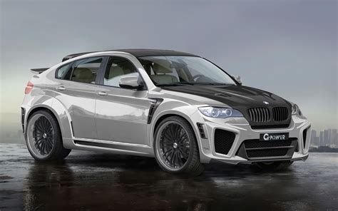 Gpower Bmw X6 Typhoon Rs Ultimate Elabiade