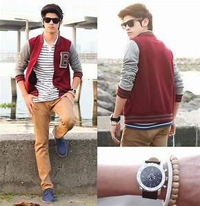 Khaki Fashionable Outfit Ideas for Men