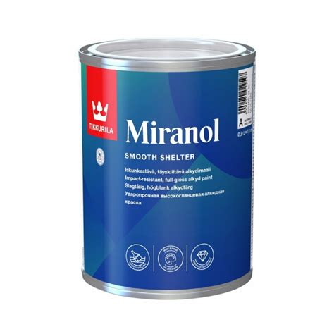 Tikkurila Miranol | Tikkurila