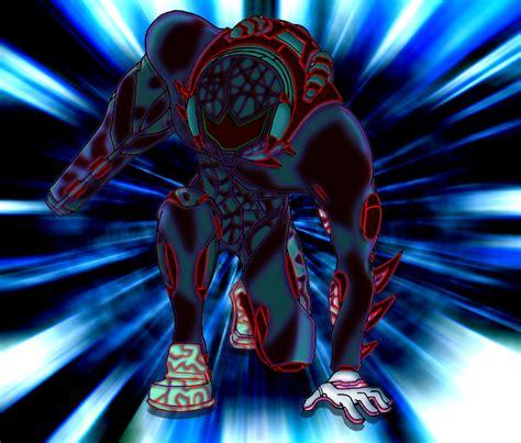 Dark Samus Metroid Fusion By Optimusspine On Deviantart