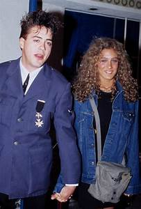 Robert Downey Jr. and Sarah Jessica Parker in 1985 ...