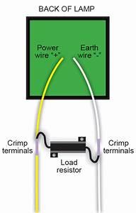 Led Autolamps - Load Resistors  Pair