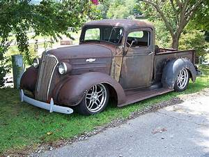 1937 Chevy Rat Rod Truck