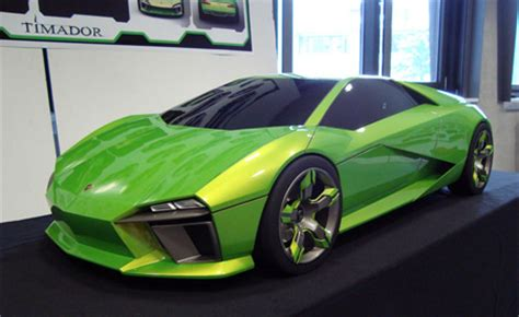 12 Cool Lamborghini Concept Cars
