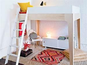 Aménagement Petite Chambre Ado : une chambre d ado au top elle d coration ~ Teatrodelosmanantiales.com Idées de Décoration
