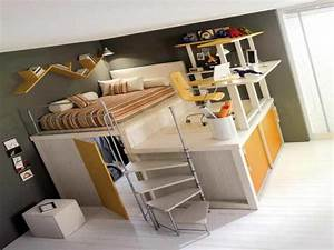 Ideas Full Size Loft Beds For Kids