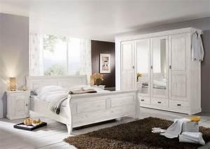 Schlafzimmer komplett landhaus deutsche dekor 2017 for Landhaus schlafzimmer komplett