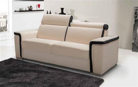 Divani Di Alta Qualità divano letto in ecopelle alta qualit 224 divani a prezzi