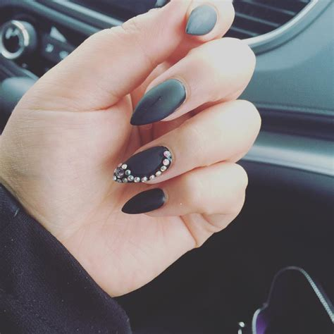 pointy nail designs 21 pointed nail designs ideas design trends