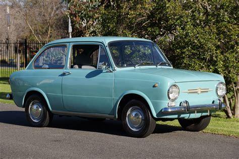 Fiat 850 Sedan by 187 1967 Fiat 850 Sedan