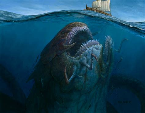 sea fishing modern mtg deck