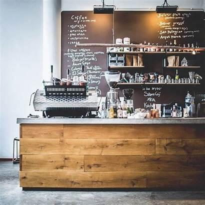 Cafe Coffee Counter Bar Restaurant Wulf Interior
