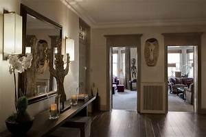 kendsington flat ym design interior design london With flat hall interior decoration