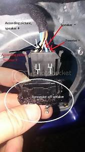 Need Car Speaker Wiring Diagram  Color Code At Speakers