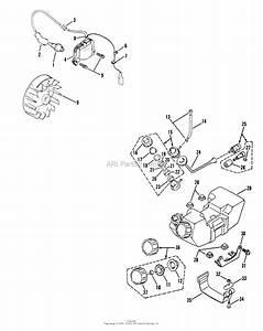 Snapper 4111sst 40 6cc Straight Shaft Trimmer Series 1