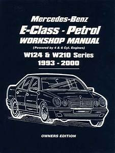 Mercedes Benz W124 Series  85 93  Service And Wiring Diagram