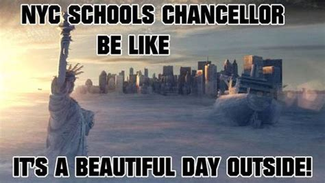 Meme Nyc Nyc Schools Remain Open During Hilarious Web Memes