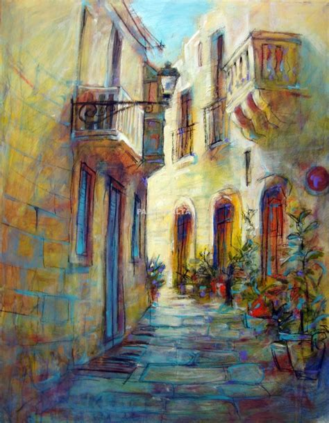 cslawrence paintings  malta cslawrence art