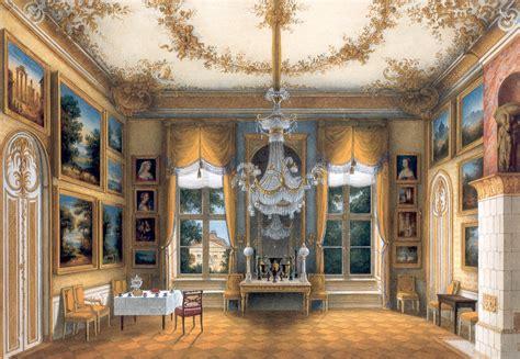 au bureau fontainebleau interior portrait