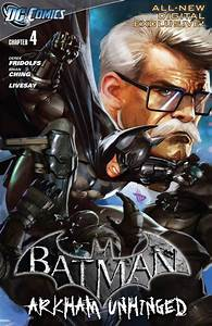 Batman: Arkham Unhinged #4 - Observations (Part 1) (Issue)