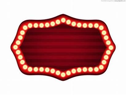 Clipart Popcorn Theatre Theater Drawing Border Clip