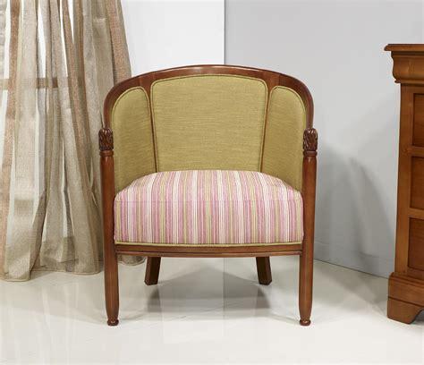 fauteuil cabriolet louis philippe fauteuil cabriolet en h 234 tre massif de style louis philippe meuble en merisier