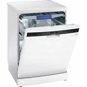 Machine à Laver La Vaisselle : siemens sn258w02me lave vaisselle pose libre boulanger ~ Melissatoandfro.com Idées de Décoration
