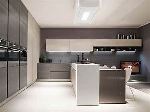 Emejing Cucina Moderna Rovere Grigio Ideas Skilifts Us
