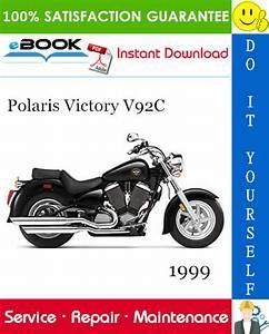 Best  U2606 U2606 1999 Polaris Victory V92c Motorcycle Service