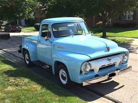 1954 Ford F100 by 1954 Ford F100 For Sale On Classiccars 20 Available