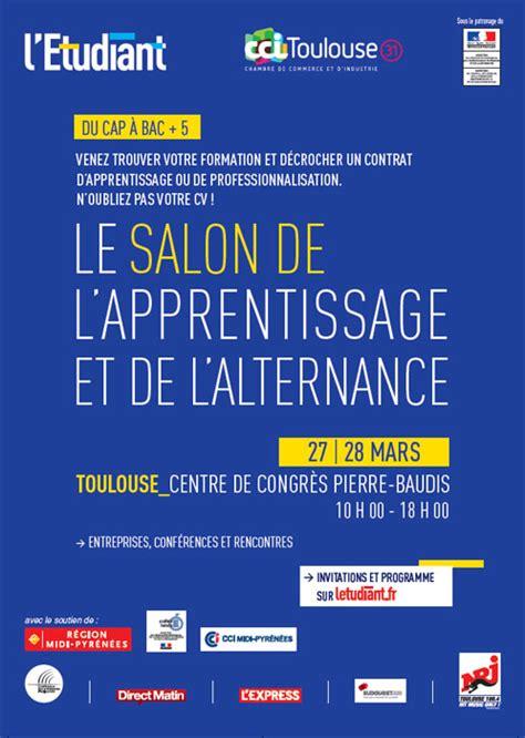 salon de l apprentissage et de l alternance de toulouse education formation r 233 gion occitanie