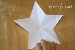 Sterne Aus Papier Schneiden : 5 arm stern aus papier falten und schneiden karten ideen ~ Watch28wear.com Haus und Dekorationen