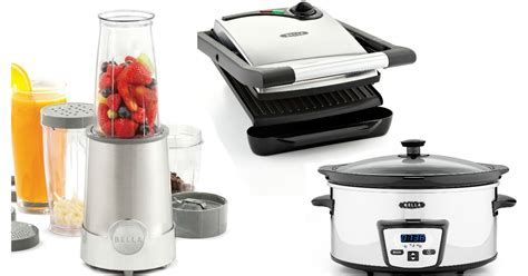 Macy?s.com: Bella and Black & Decker Small Appliances Just