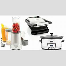 Macy'scom Bella And Black & Decker Small Appliances Just