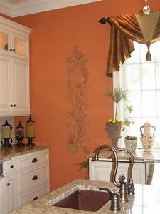 blue kitchen paint colors pictures ideas tips from With what kind of paint to use on kitchen cabinets for printer for stickers