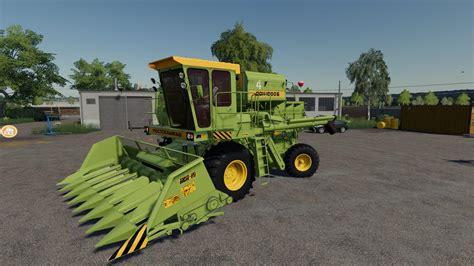 Fs19 Don 1500b 1997 2004 Harvester V1002 Farming