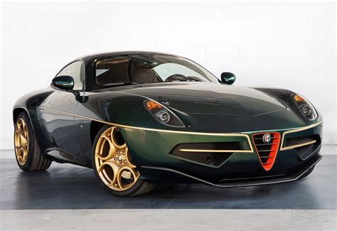 2013 Alfa Romeo by 2013 Alfa Romeo Disco Volante Touring характеристики